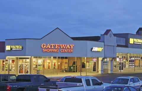 Gateway Shopping Center