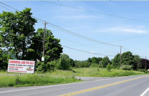 25 Acres Commercial Land