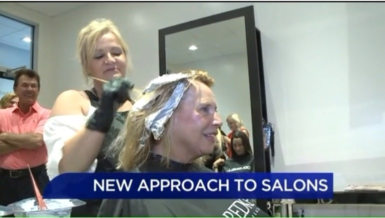 First Salon Suite Opens its Doors in Luzerne County as Trend Sweeps Nation