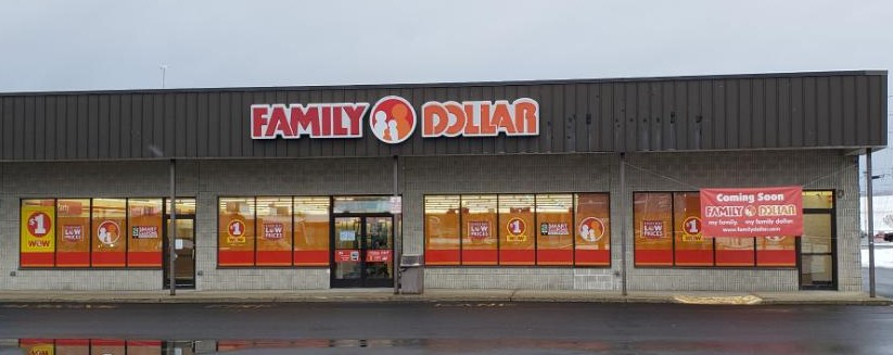Family Dollar Opening at West End Plaza